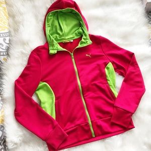Puma - Neon Track Jacket